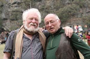 Peter Hess et Lutz Döring-Linke