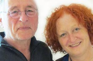 Brigitte Snoeck et Lutz Doring