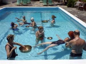 massage sonore aquatique