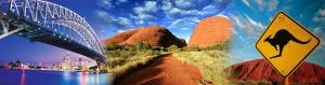 Peter Hess en Australie